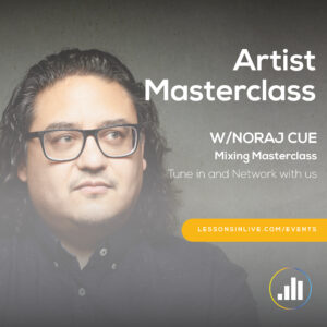 Noraj Cue Mixing Masterclass