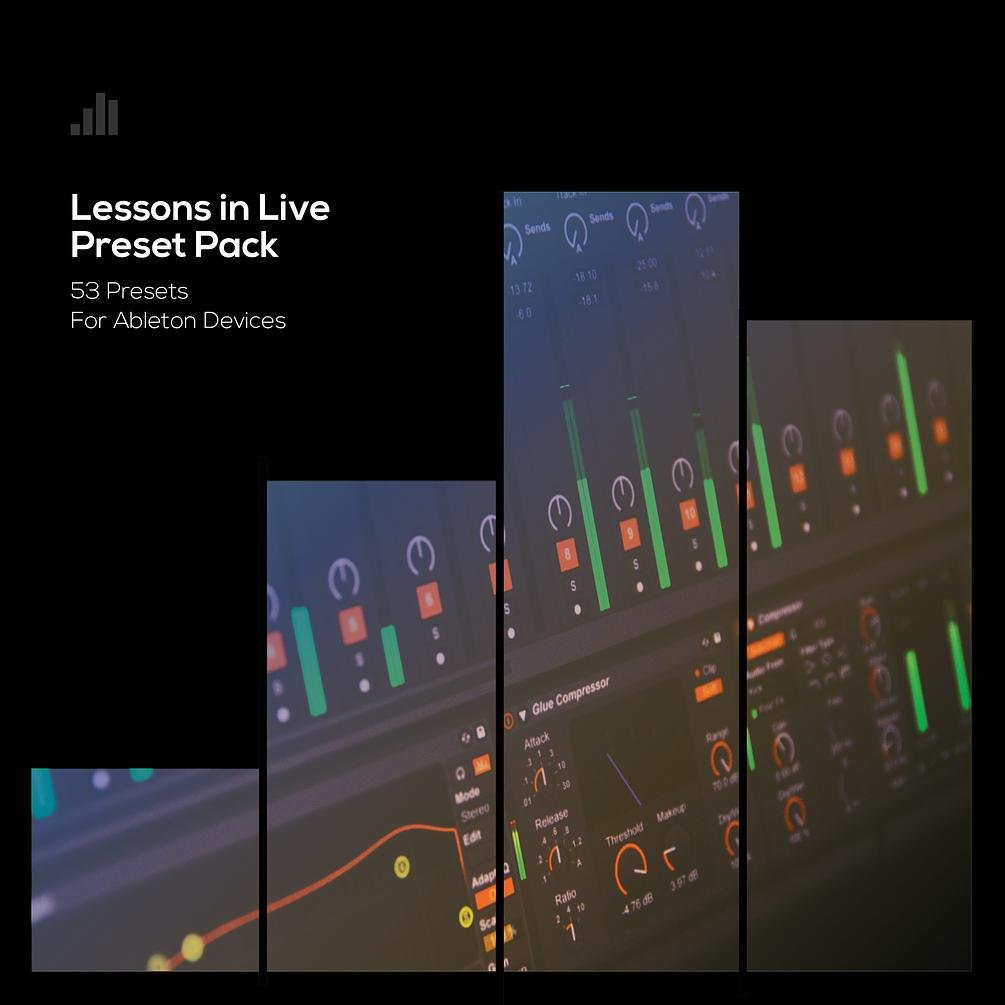 Lessons in Live Preset Pack
