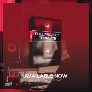 full Ableton Live project template