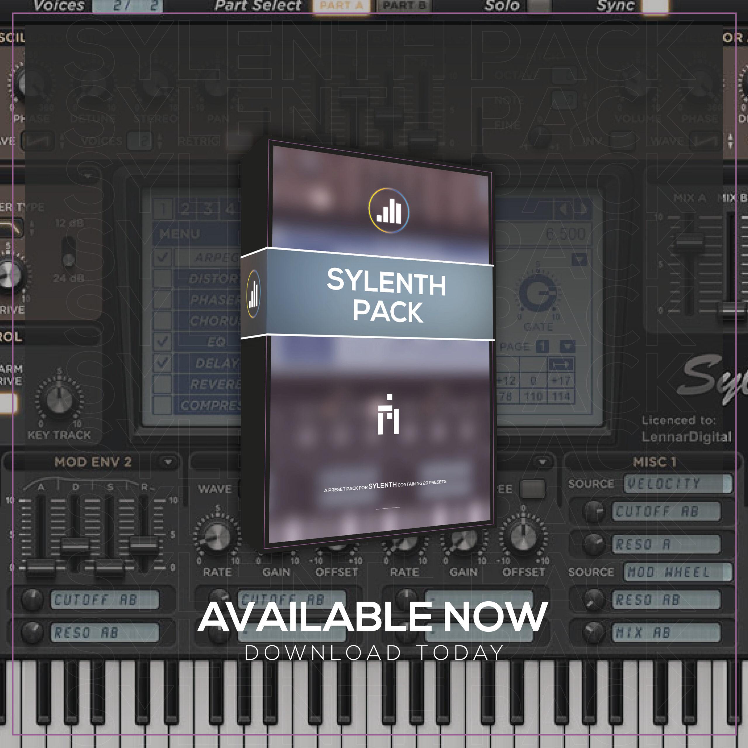 Sylenth Preset Pack